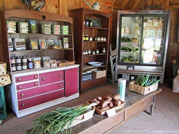 Thornhill Farm - Farm Store (McClellanville, SC).
