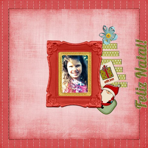 Natal - 2012  Christmas Fun Kit by Vanylla Flavor Designs @Vanessa Qualtieri @Digiscrappersbrasil