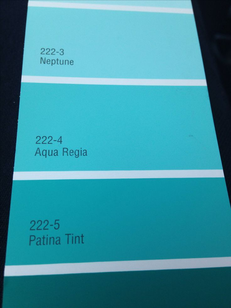Tiffany Blue Paint Colors by Valspar   Products I Love ...