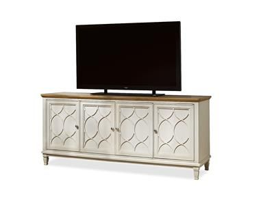 Shop For Universal Furniture Entertainment Console, 414964, And Other  Living Room Tables At Stacy