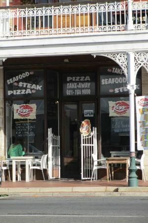 KISS a Foodie Place - Simonstown, 15 minutes from Afton Grove