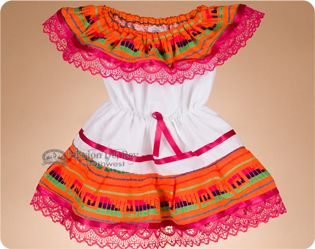 Get Mexican Fiesta Dresses at best discount prices.