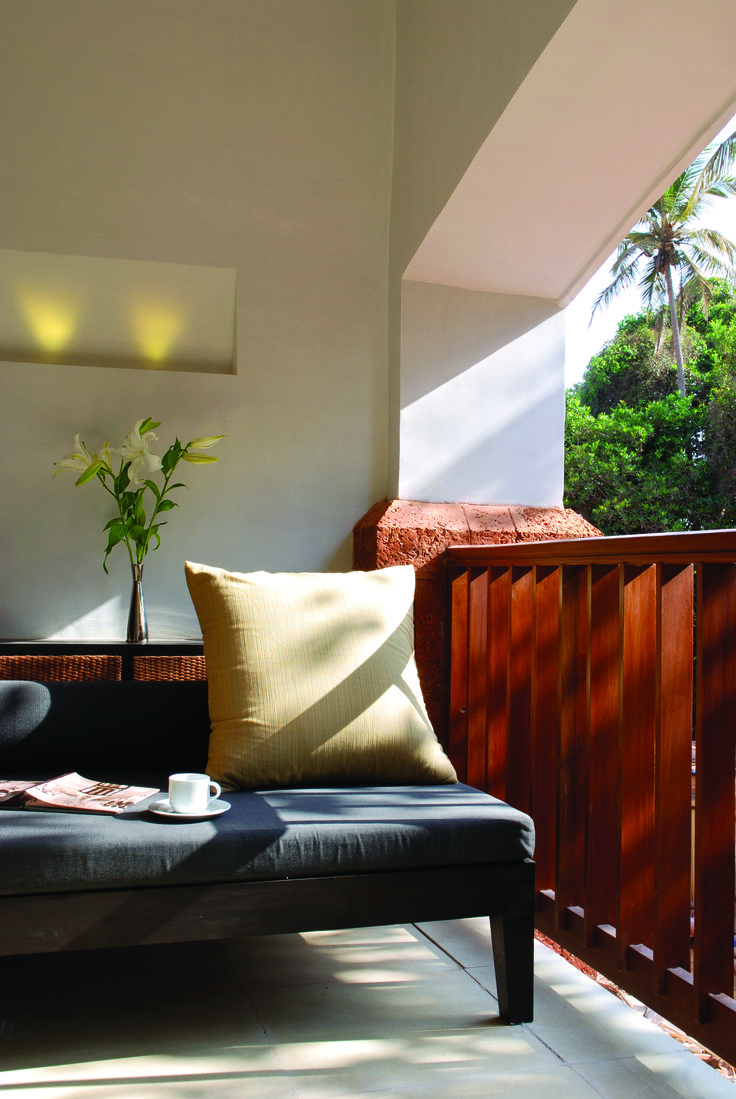 """Morning Sunshine..."" from the balcony"