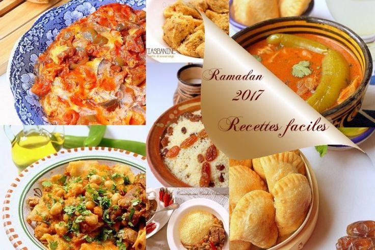 Voici un article mis à jour avec des idées de recette ramadan 2017 facile pour ce mois sacré. Faites votre menu parmi les recettes sélectionnées pour vous