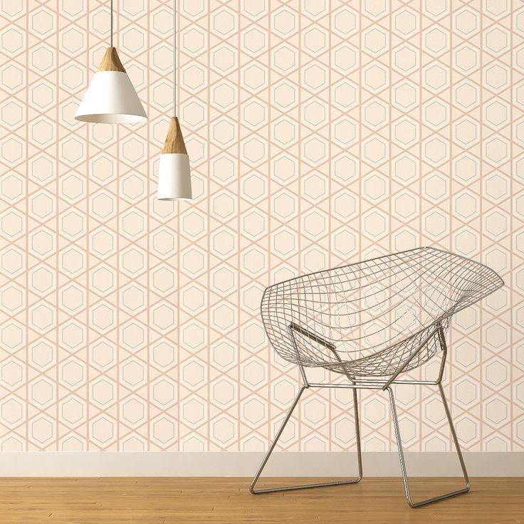 28 best papier peint graphiques contemporains images on. Black Bedroom Furniture Sets. Home Design Ideas