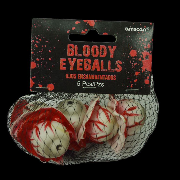 1 Pc Simulation Of Human Organs Props Halloween Supplies Decor Terror Human Eyes Halloween Pumpkin Horror Bloody Eyes Aduls #20