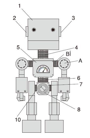 membuat robot dari kertas