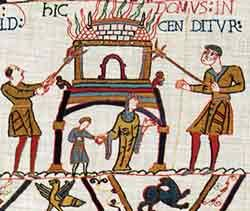 Harrying the north : William of Normandy