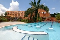 Kampala - Serena hotel