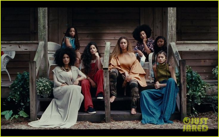 Beyonce 'Lemonade' Cameos: Zendaya, Serena Williams & More: Photo ...