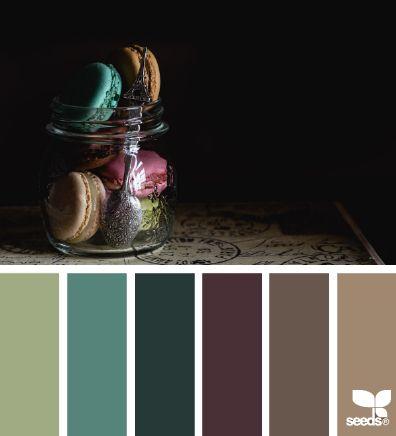 macaron hues (design seeds)