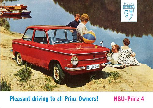 NSU Prinz 4 | Flickr - Photo Sharing!