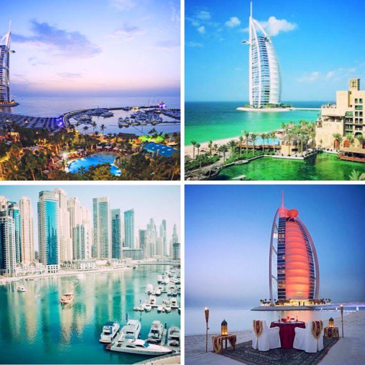 Dubai'de romantik bir balayı ile unutulmaz anlar yaşayabilirsiniz.
