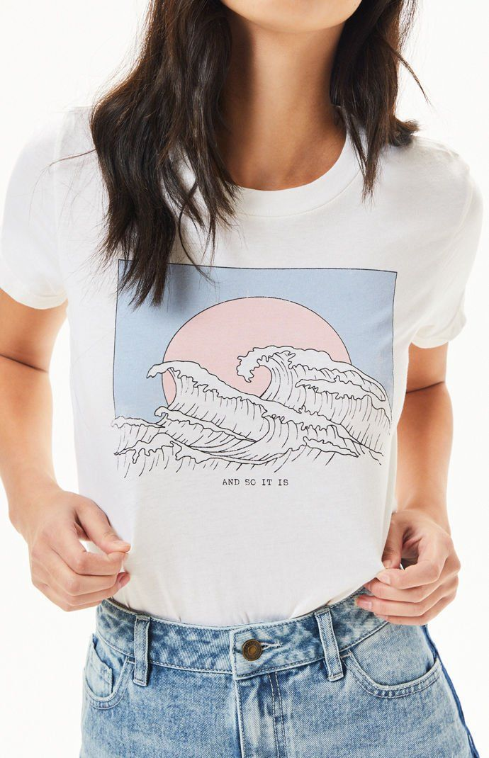 PS   LA Retro Wave T-Shirt in 2019  4da93c394