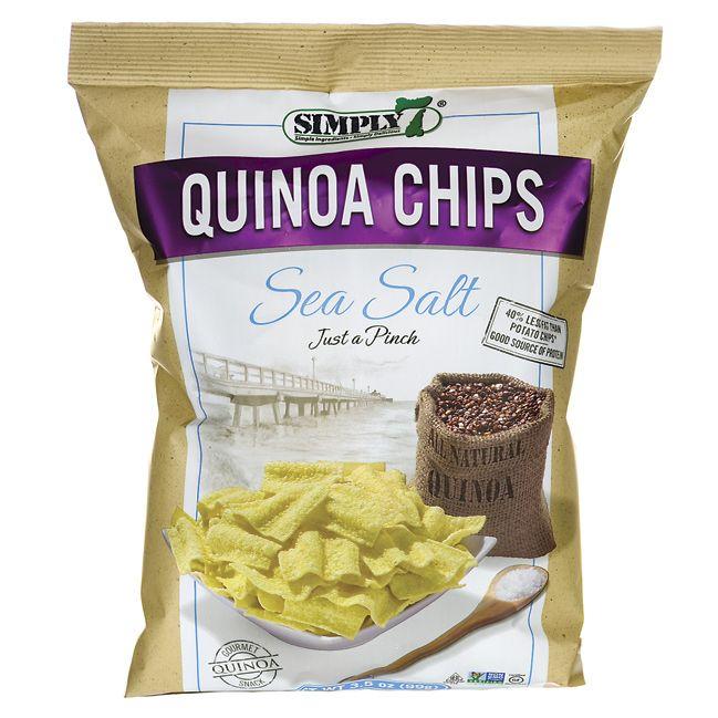 Simply 7 Quinoa Chips - Sea Salt