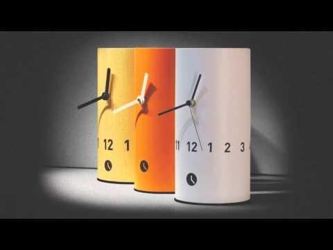 Tothora design clocks