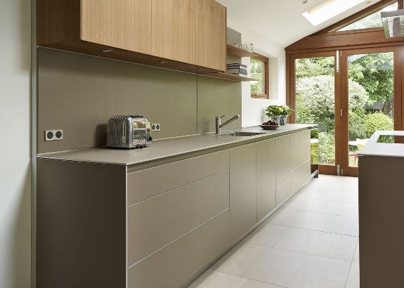 Clay Laminate Bulthaup By Kitchen Architecture Clay