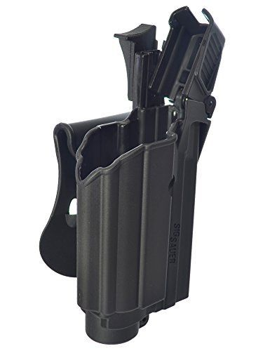 IMI-Defense Sig Sauer Tactical Holster Polymer Roto Level-2 Retention Paddle For Sig P250, 227, P220, P226, Pro2022, MK25, P320 by IMI-Defense. IMI-Defense Sig Sauer Tactical Holster Polymer Roto Level-2 Retention Paddle For Sig P250, 227, P220, P226, Pro2022, MK25, P320.
