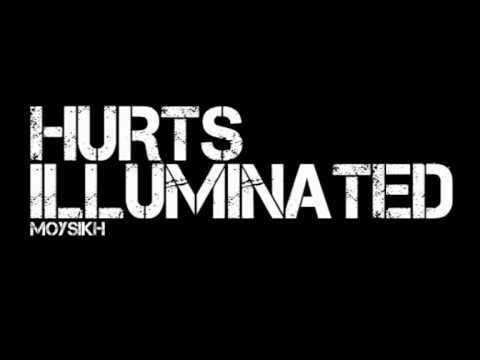 """HURTS ILLUMINATED"" inspiration for Matthew and Diana"