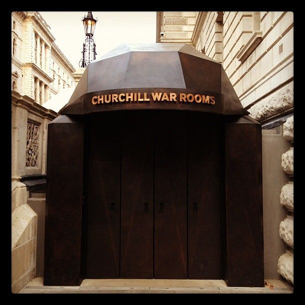 Churchill War Rooms (Churchill Museum & Cabinet War Rooms). The Churchill War Rooms is a museum in London and one of the five branches of the Imperial War Museum. The museum comprises the Cabinet War Rooms, a historic underground complex that housed a British government command centre throughout the Second World War, and the Churchill Museum, a biographical museum exploring the life of British statesman Winston Churchill.  Construction of the Cabinet War Rooms, located beneath the Treasury…