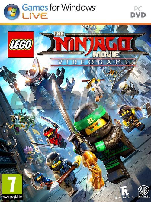 The LEGO NINJAGO Movie Video Game [2017] [Multi13]
