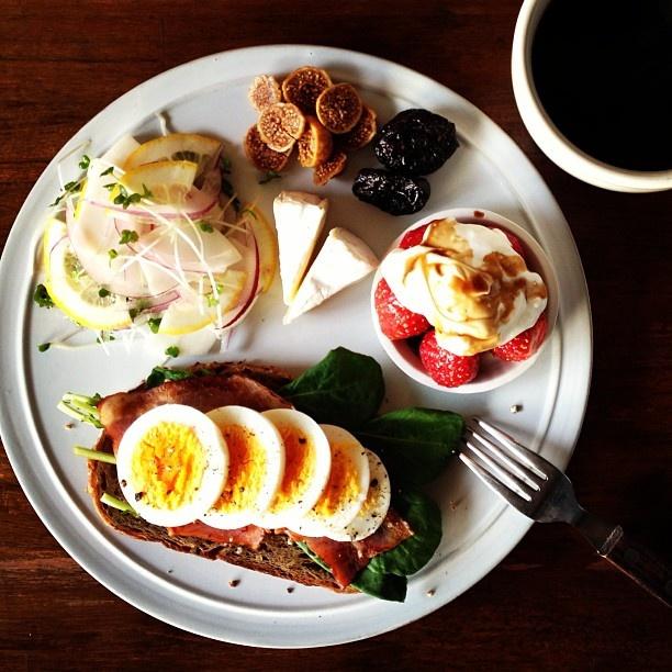 Today s breakfast.