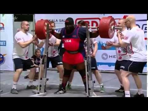 Alabama native squats an astonishing 938 pounds, sets world powerlifting record - Yellowhammer News