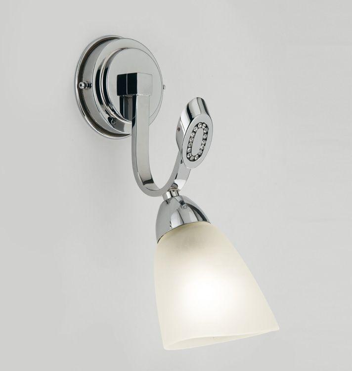 #Eban #applique da muro Osiride | su #casaebagno.it | #composiozioni #mobili #bagno #arredamento #design