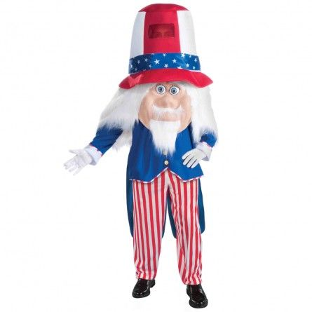 Uncle Sam USA Funny Costume