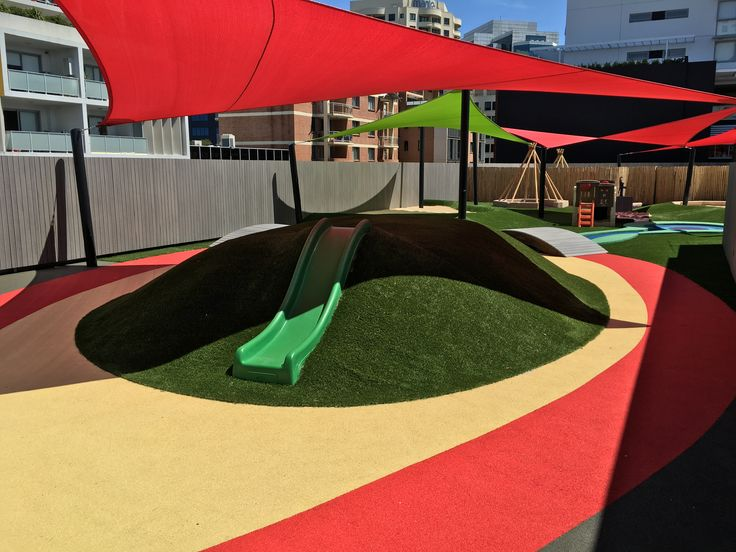 Synthetic Grass Mounds