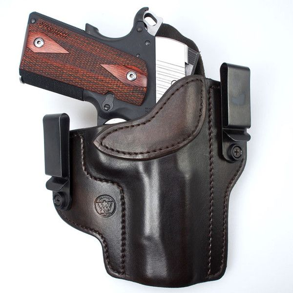Wright Leather Works - Banshee Leather IWB Holster - $98 HK VP9