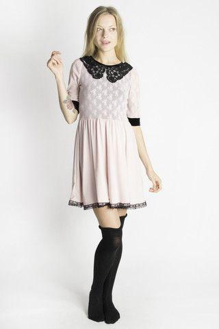 Angel Dust Pale Pink Dress