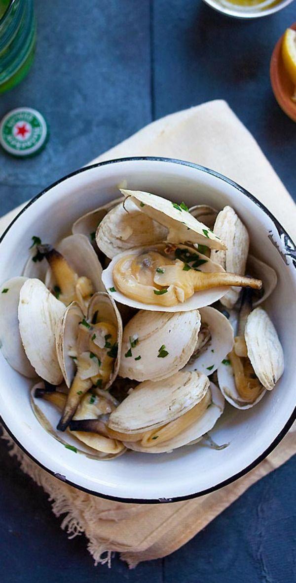 garlic butter steamers herb butter garlic butter lemon garlic chicken ...