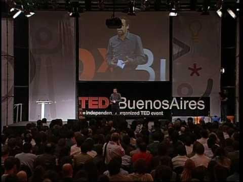 TEDxBuenosAires - Miguel Brechner Frey - Laptops para los Niños #TIC