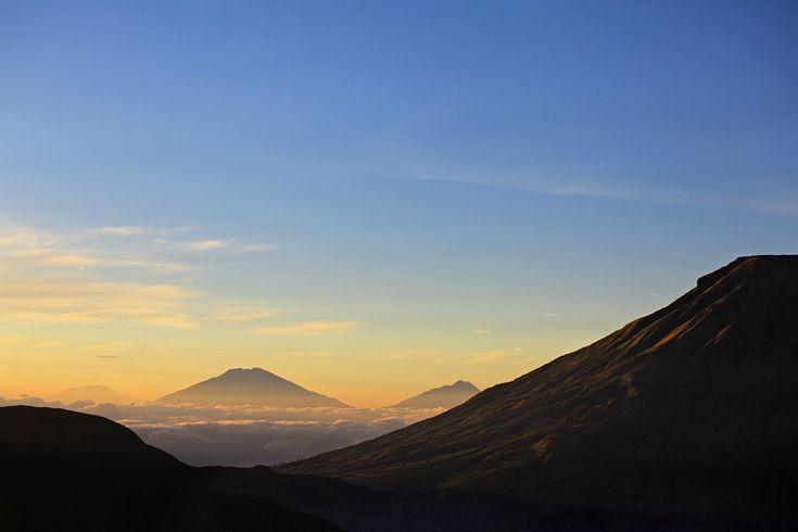 Sunrise over Java (Dieng) - Dieng, Jawa Tengah