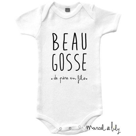 """Body """" Beau Gosse de père en fils """""""