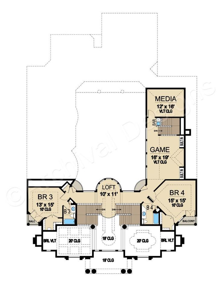 Best 25 home blueprints ideas on pinterest house floor for Best selling floor plans