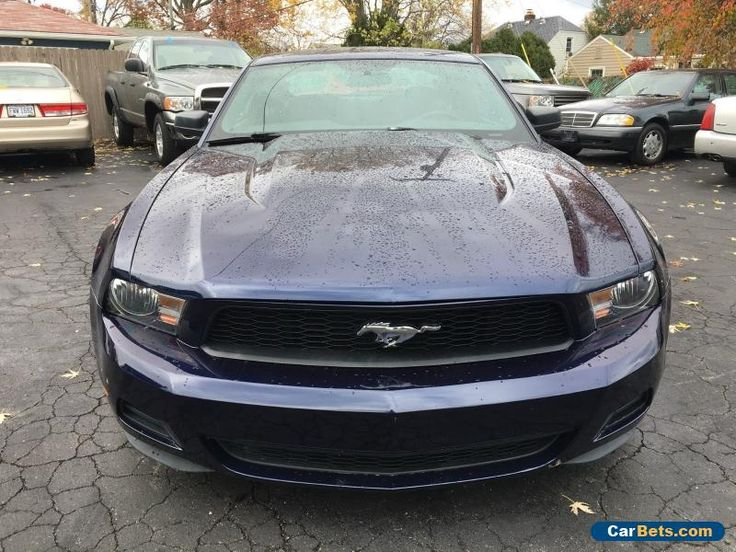 2010 Ford Mustang Base Coupe 2-Door #ford #mustang #forsale #unitedstates