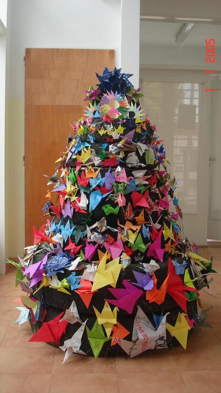 recycle christmas trees colorado springs