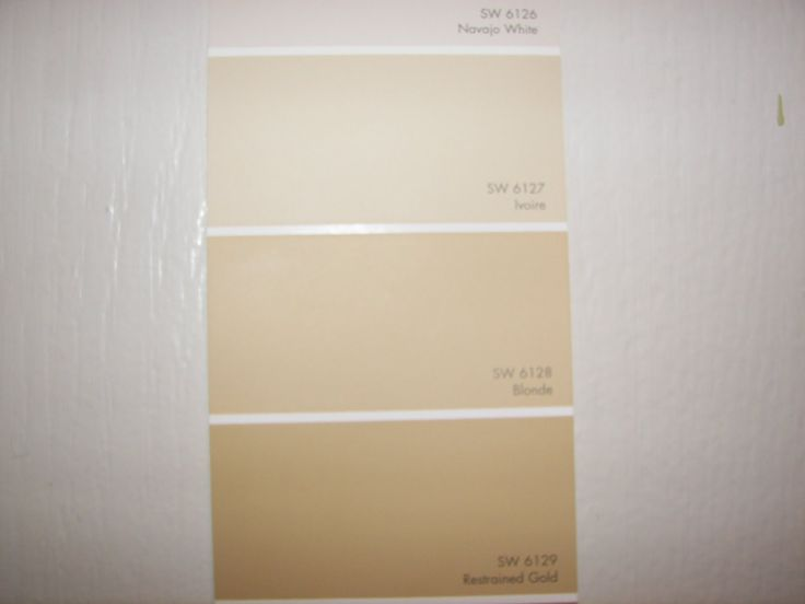 Sherwin Williams Blonde Paint Strip As Sw Blonde Paint
