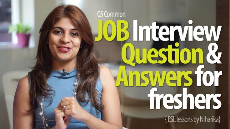 Job Interview Question & Answers for freshers - Free Job Interview tips ...