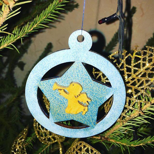 #подарки #игрушки #новыйгод #handmade #wood #presents