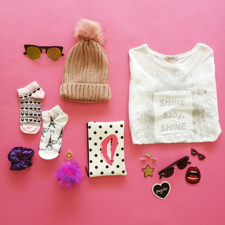 Which Pink one?! #fashion #girly #ottd #winter #accessories #style #stylish #pinkwoman