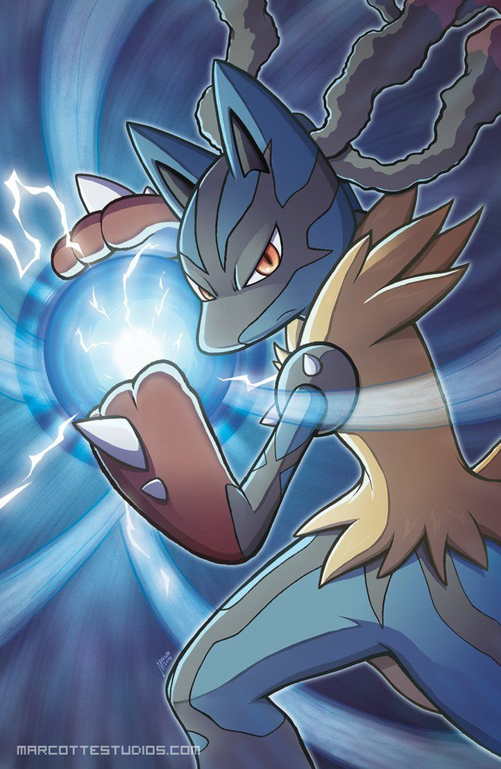 534 Best Lucario Images On Pinterest