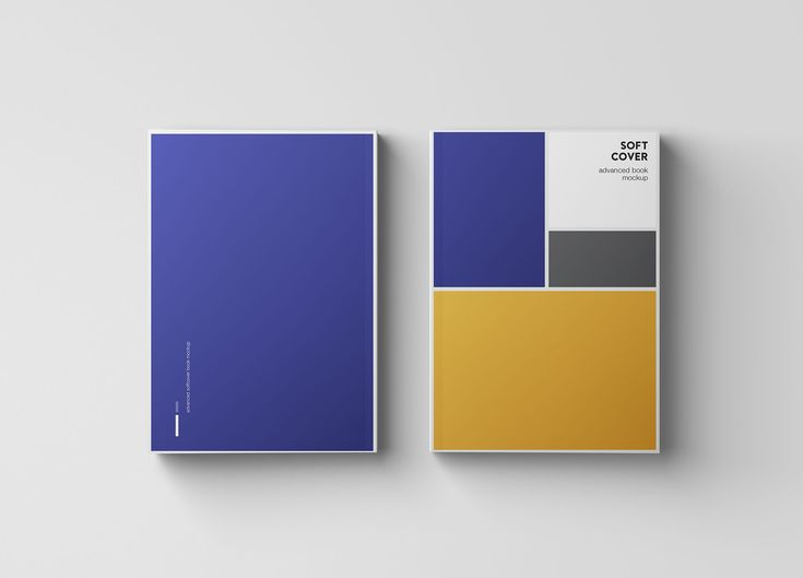 A5 Softcover Book Mockup Book Cover Mockup Mockup Free Psd Free Stencils