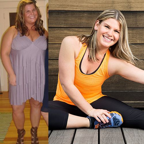 8 diet changes real women made to lose more than 50 pounds