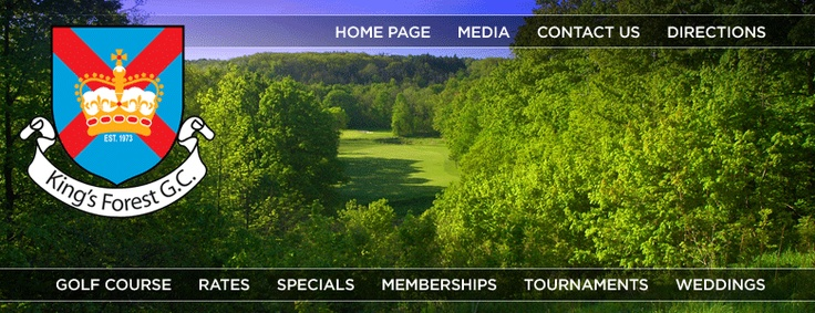 City of Hamilton, Ontario owned golf courses, King's Forest Golf Club and Chedoke Golf Club