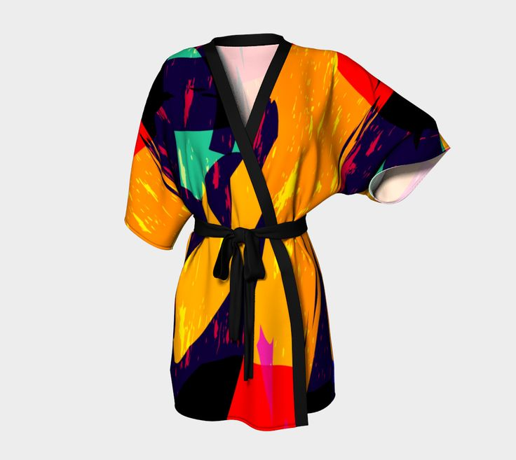 "Kimono+Robe+""Tension+Kimono+Robe""+by+Steel+Graphics"