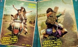 Lekar Hum Deewana Dil Bollywood drama film that stars Armaan Jain and Deeksha Seth. Jointly produced by Saif Ali Khan, Dinesh Vijan and Sunil Lulla under the banner of Eros International and Illuminati Films, it is the debut directorial venture of Arif Ali, who was the assistant writer of the film Aahista Aahista, directed by his brother Imtiaz Ali. The film has music scored by A. R. Rahman.The film is set to release on July 4, 2014.