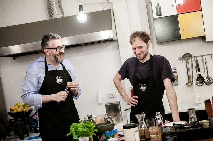 Kuchnia Dantego / Alfredo i Leonardo / kursy kulinarne